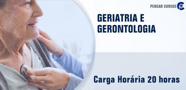 Saiba mais sobre o curso Geriatria e a Gerontologia