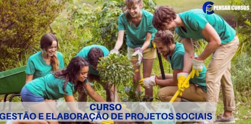 Gestão e Elaboração de Projetos Sociais