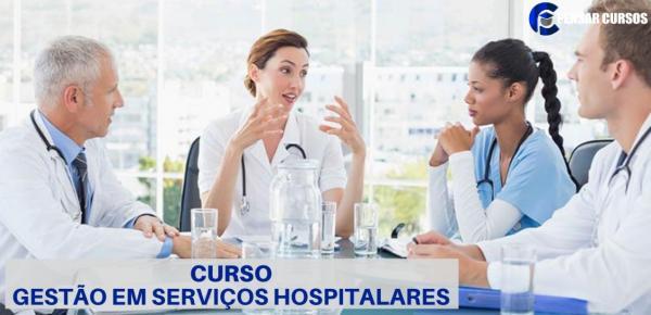 Saiba mais sobre o curso Gestão em Serviços Hospitalares