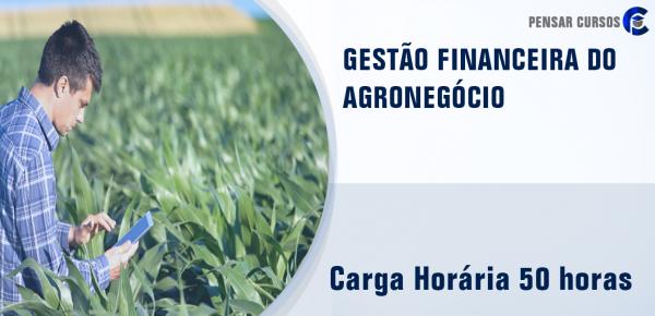 Saiba mais sobre o curso Gestão Financeira do Agronegócio