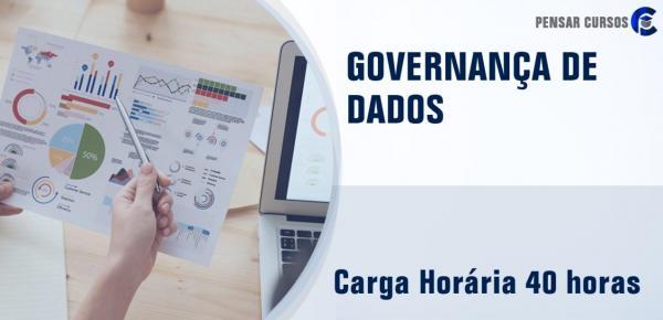 Saiba mais sobre o curso Governança de Dados