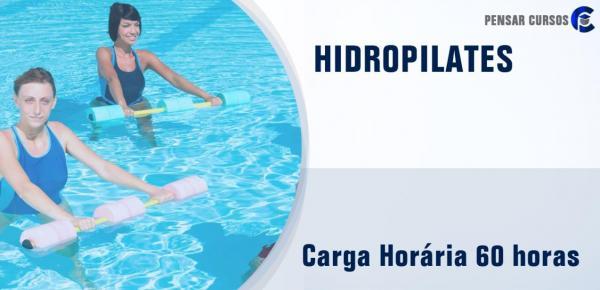 Saiba mais sobre o curso Hidropilates