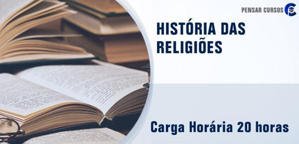 Saiba mais sobre o curso História das Religiões