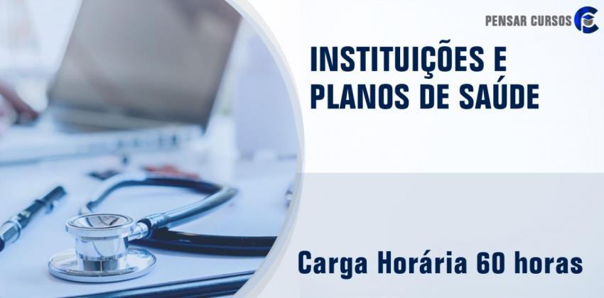 Instituições e Planos de Saúde