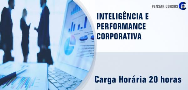 Saiba mais sobre o curso Inteligência e Performance Corporativa
