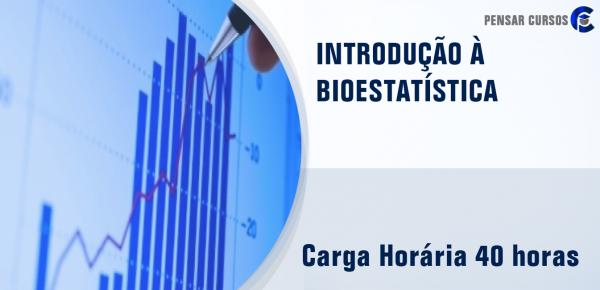 Saiba mais sobre o curso Introdução à Bioestatística