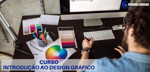 Saiba mais sobre o curso Introdução ao Design Gráfico