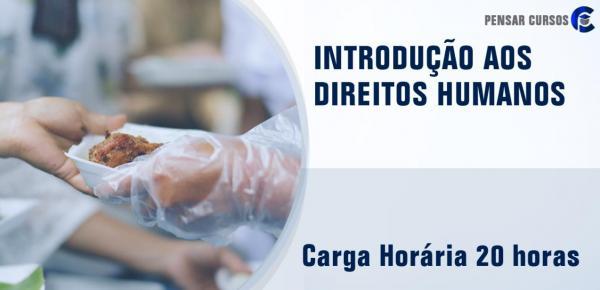 Saiba mais sobre o curso Introdução aos Direitos Humanos
