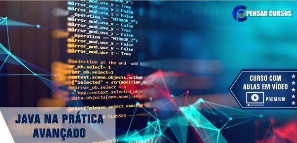Saiba mais sobre o curso Java na Prática - Avançado