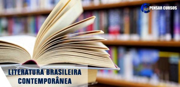 Saiba mais sobre o curso Literatura Brasileira Contemporânea