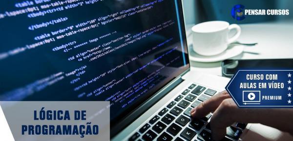 Saiba mais sobre o curso Lógica de Programação