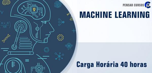 Saiba mais sobre o curso Machine Learning
