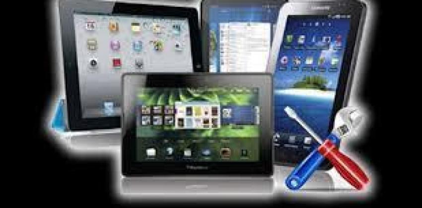 Manutenção de Tablet