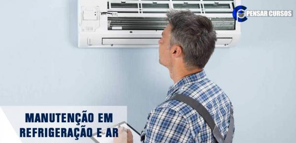 Saiba mais sobre o curso Manutenção em Refrigeração e Ar Condicionado