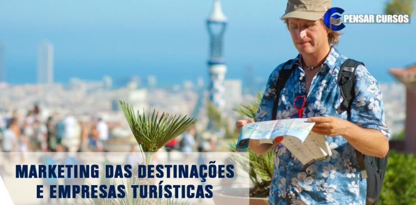 Marketing das Destinações e Empresas Turísticas