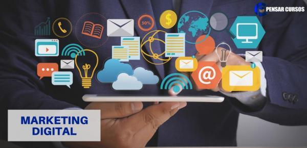 Saiba mais sobre o curso Marketing Digital