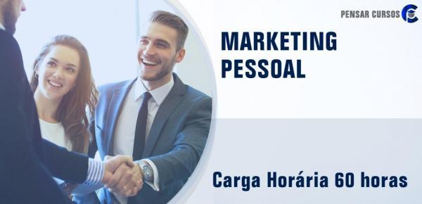 Saiba mais sobre o curso Marketing Pessoal