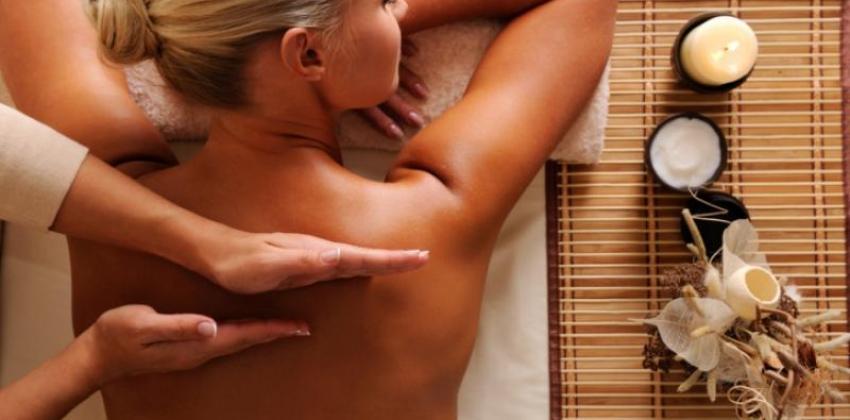 Minicurso Massagens