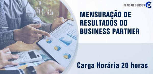 Saiba mais sobre o curso Mensuração de Resultados do Business Partner