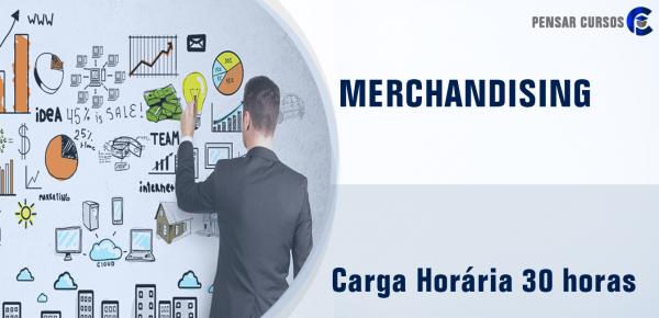 Saiba mais sobre o curso Merchandising