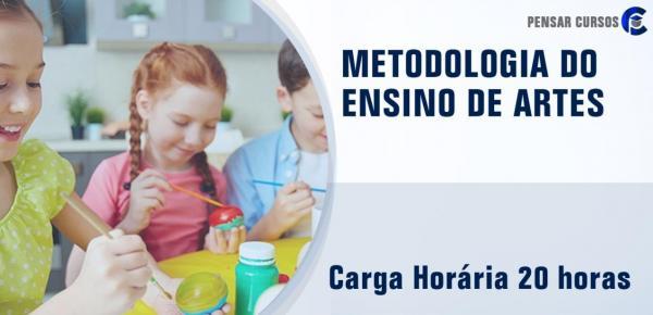 Saiba mais sobre o curso Metodologia do Ensino de Artes
