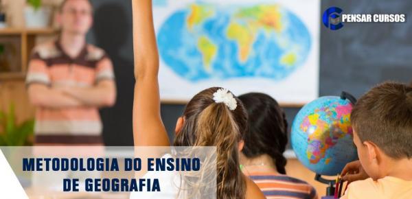 Saiba mais sobre o curso Metodologia do Ensino de Geografia