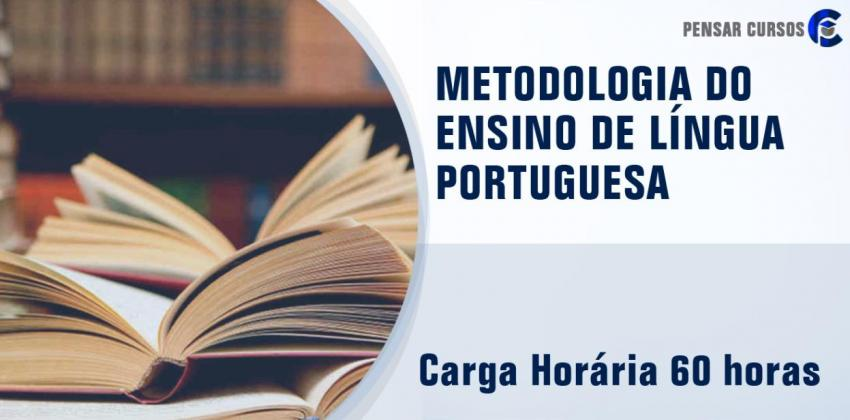 Metodologia do Ensino de Língua Portuguesa