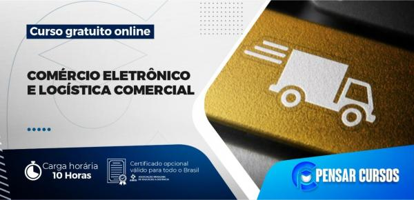 Saiba mais sobre o curso Minicurso Comércio Eletrônico e Logística Comercial