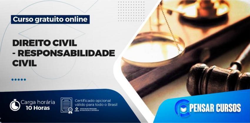 Minicurso Direito Civil - Responsabilidade Civil