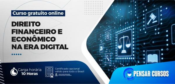 Saiba mais sobre o curso Minicurso Direito Financeiro e Econômico na Era Digital