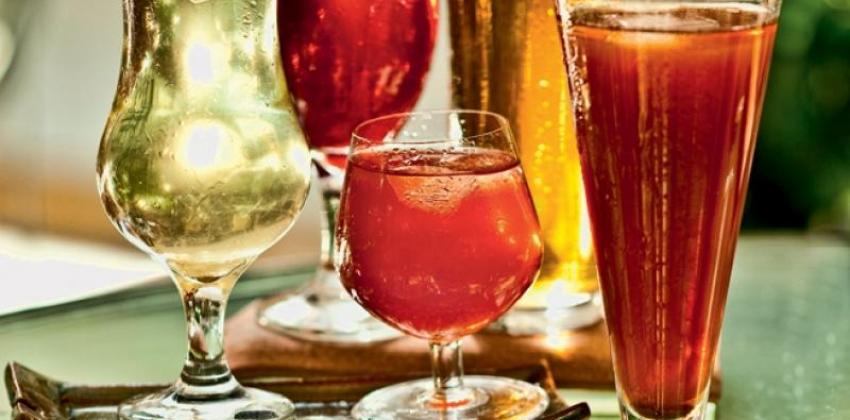 Minicurso Modos de Servir Bebidas