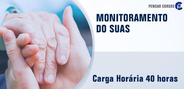 Saiba mais sobre o curso Monitoramento do SUAS