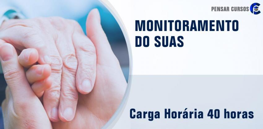 Monitoramento do SUAS
