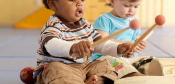 Saiba mais sobre o curso Música na Educação Infantil