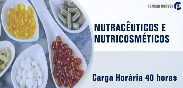 Saiba mais sobre o curso Nutracêuticos e Nutricosméticos