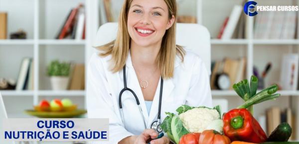 Saiba mais sobre o curso Nutrição e Saúde
