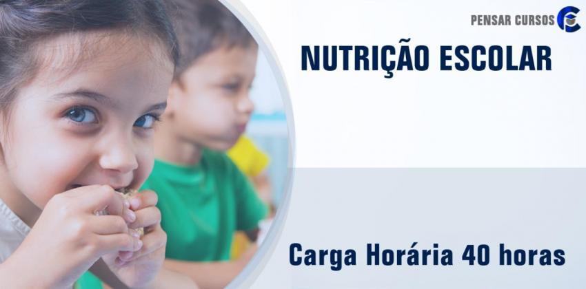 Nutrição Escolar