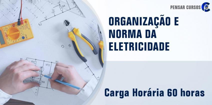 Organização e Norma da Eletricidade