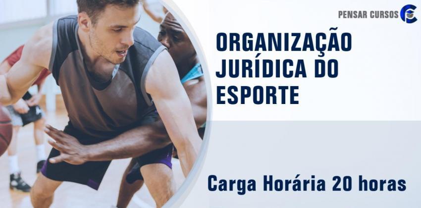 Organização Jurídica do Esporte