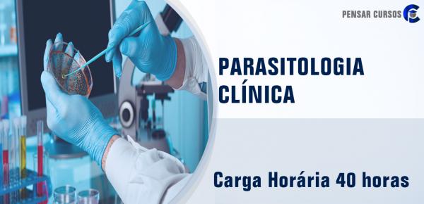 Saiba mais sobre o curso Parasitologia Clínica