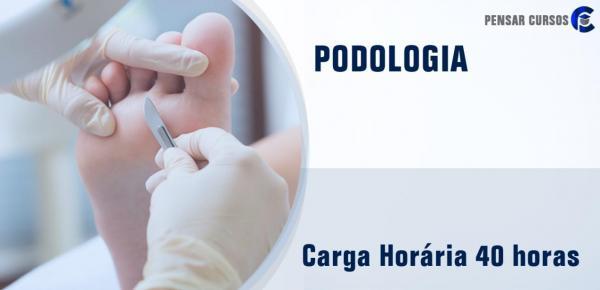 Saiba mais sobre o curso Podologia