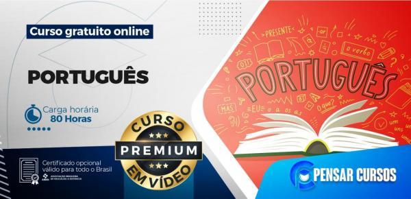 Saiba mais sobre o curso Português