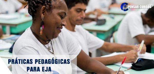 Saiba mais sobre o curso Práticas Pedagógicas para EJA