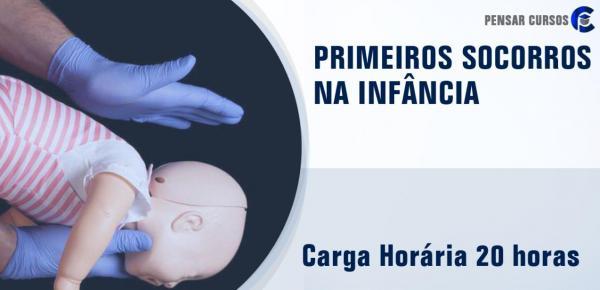 Saiba mais sobre o curso Primeiros Socorros na Infância