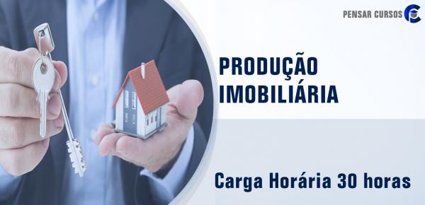 Saiba mais sobre o curso Produção Imobiliária