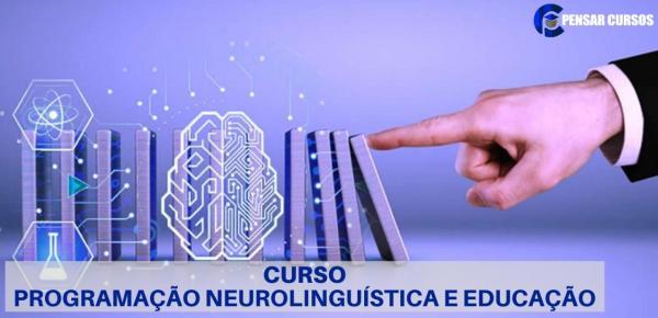 Saiba mais sobre o curso Programação Neurolinguística e Educação