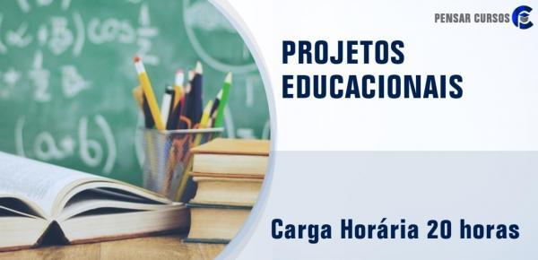 Saiba mais sobre o curso Projetos Educacionais