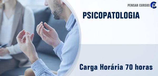 Saiba mais sobre o curso Psicopatologia