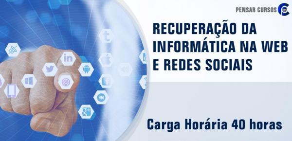 Saiba mais sobre o curso Recuperação da Informação na Web e Redes Sociais