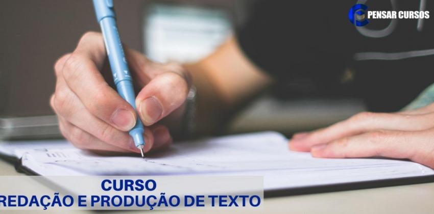 Redação e Produção de Texto